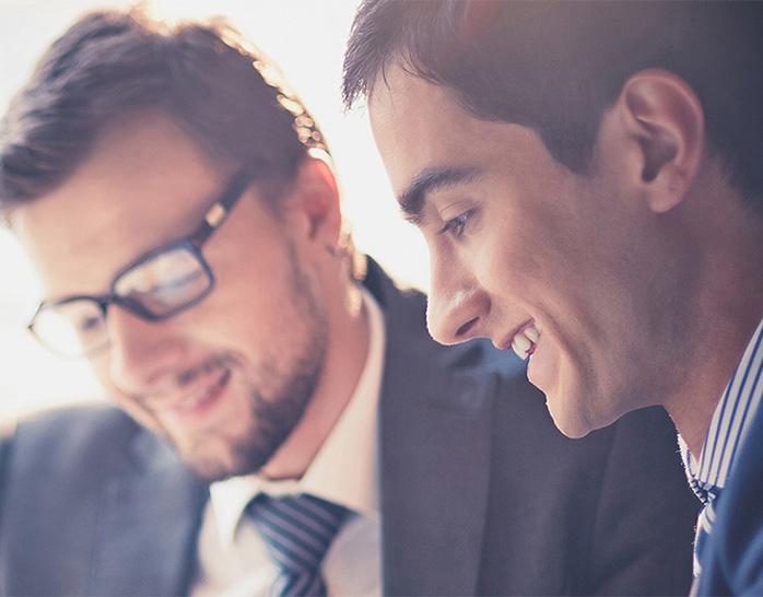 企业服务高端策划型网站开发